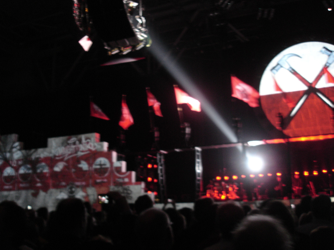 Concertreview: Tear down the wall in Arnhem