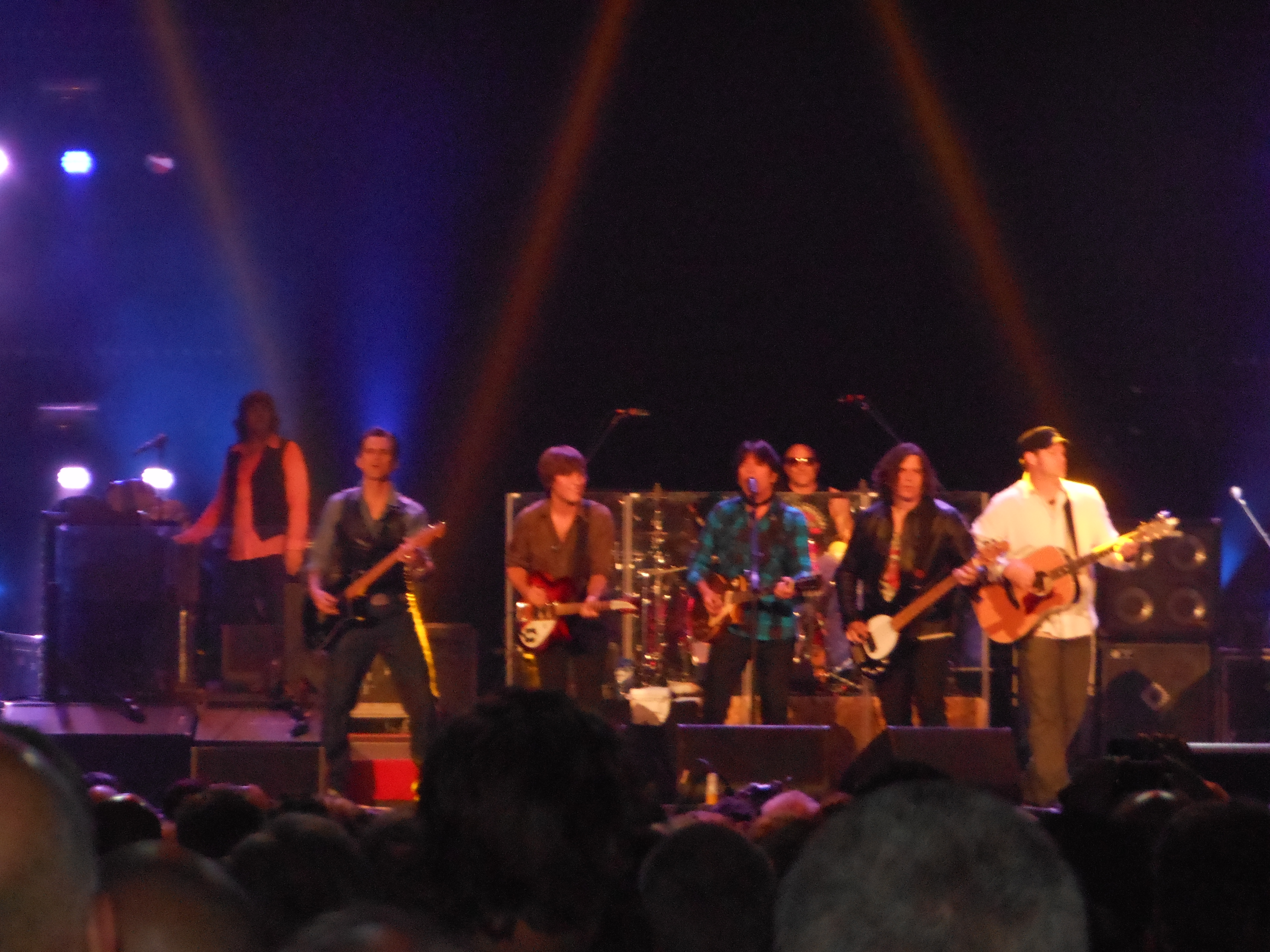 Concertreview: Rockin' Ziggo Dome