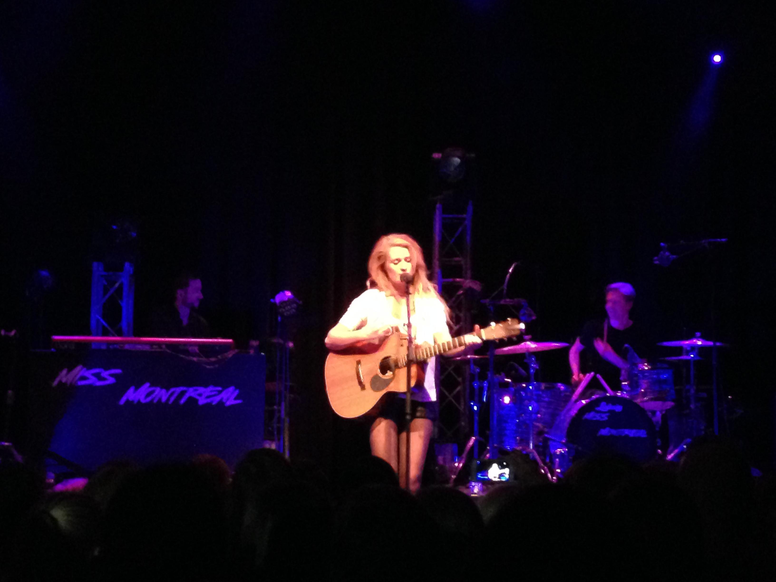 Concertreview: Not just a flirt