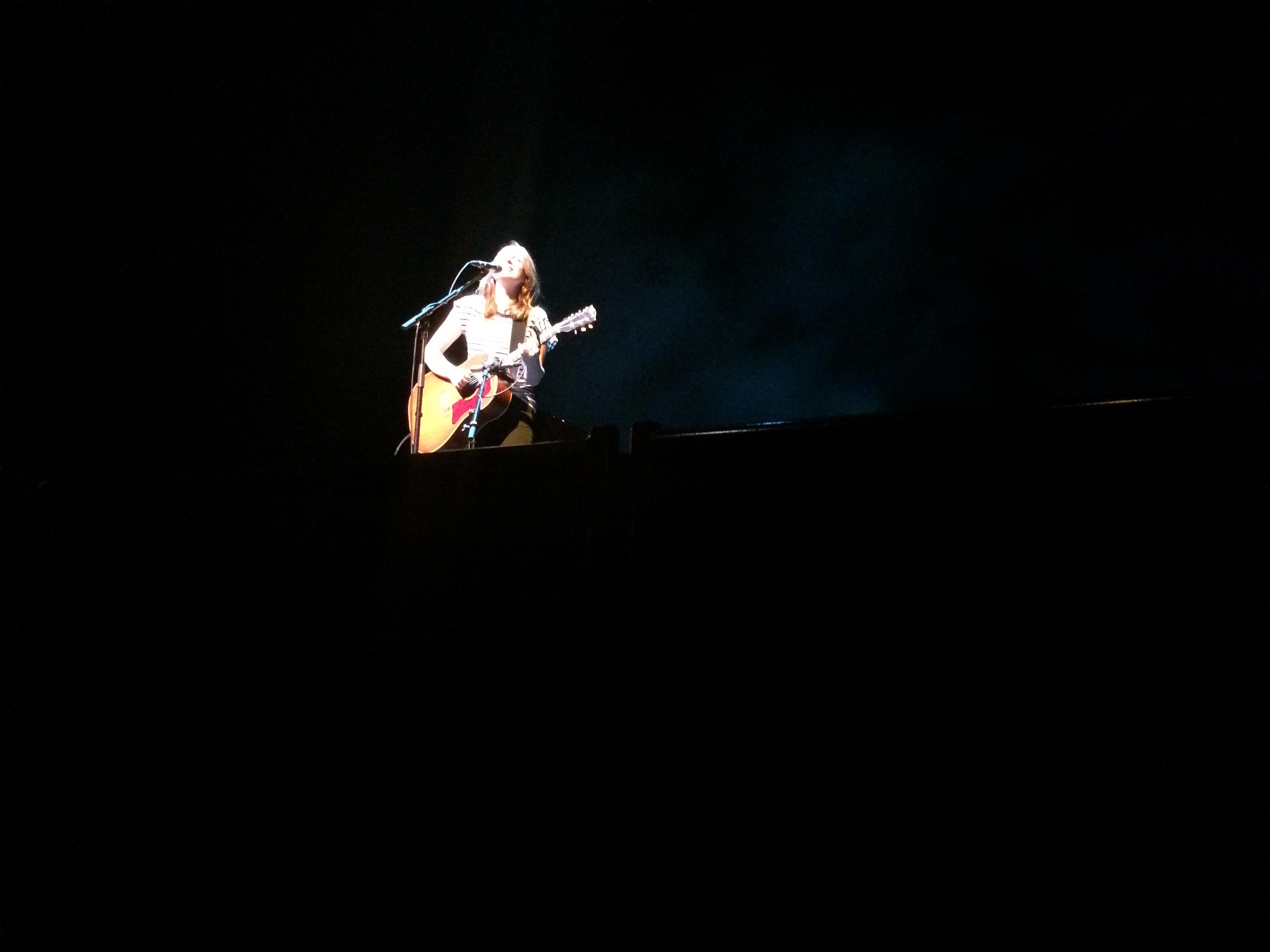 Concertreview: Stephanie Struijk the artist formerly know as Stevie Ann!