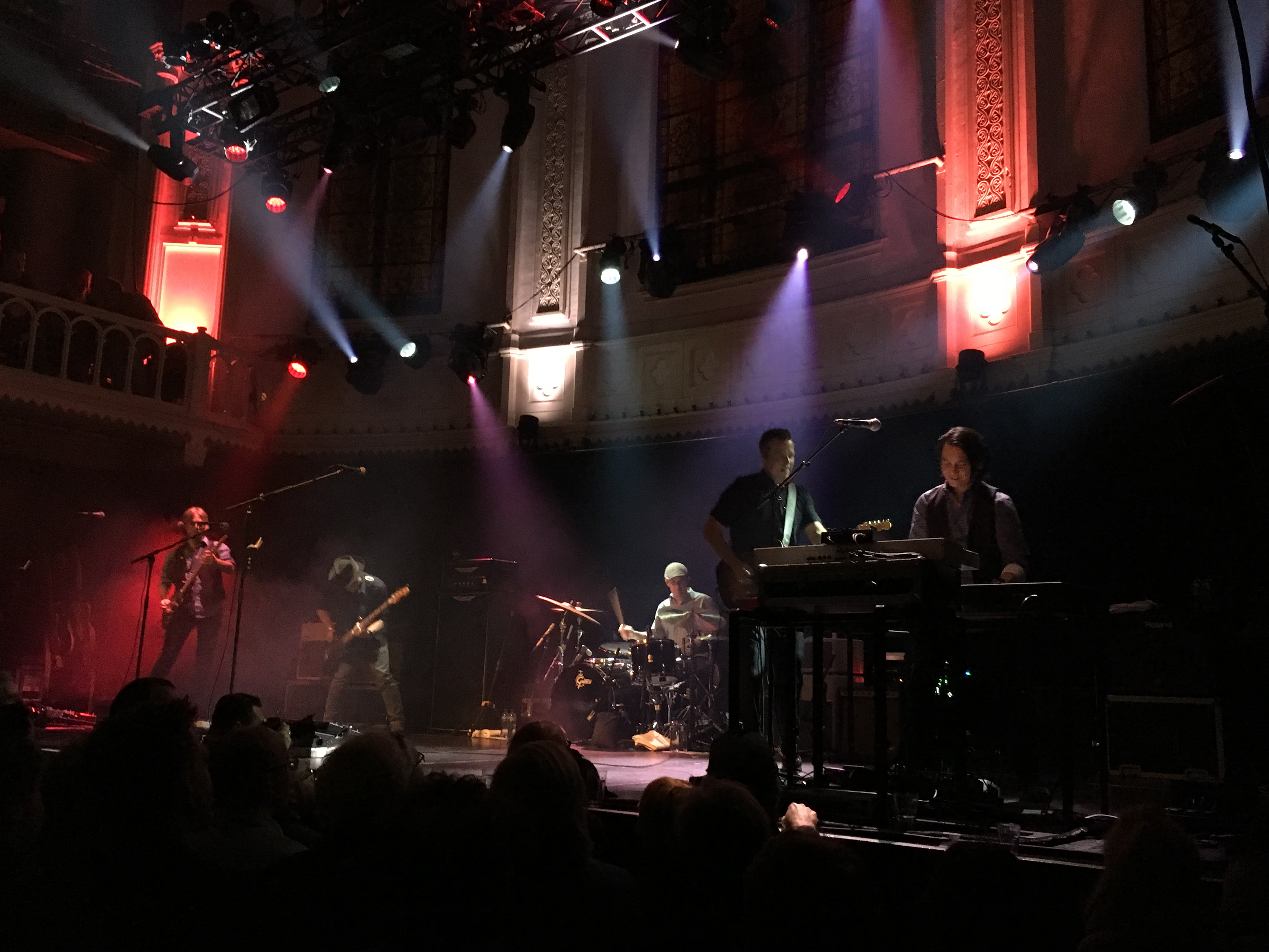 Concertreview: Jason Isbell: 'Nice meeting you and enjoy the night'