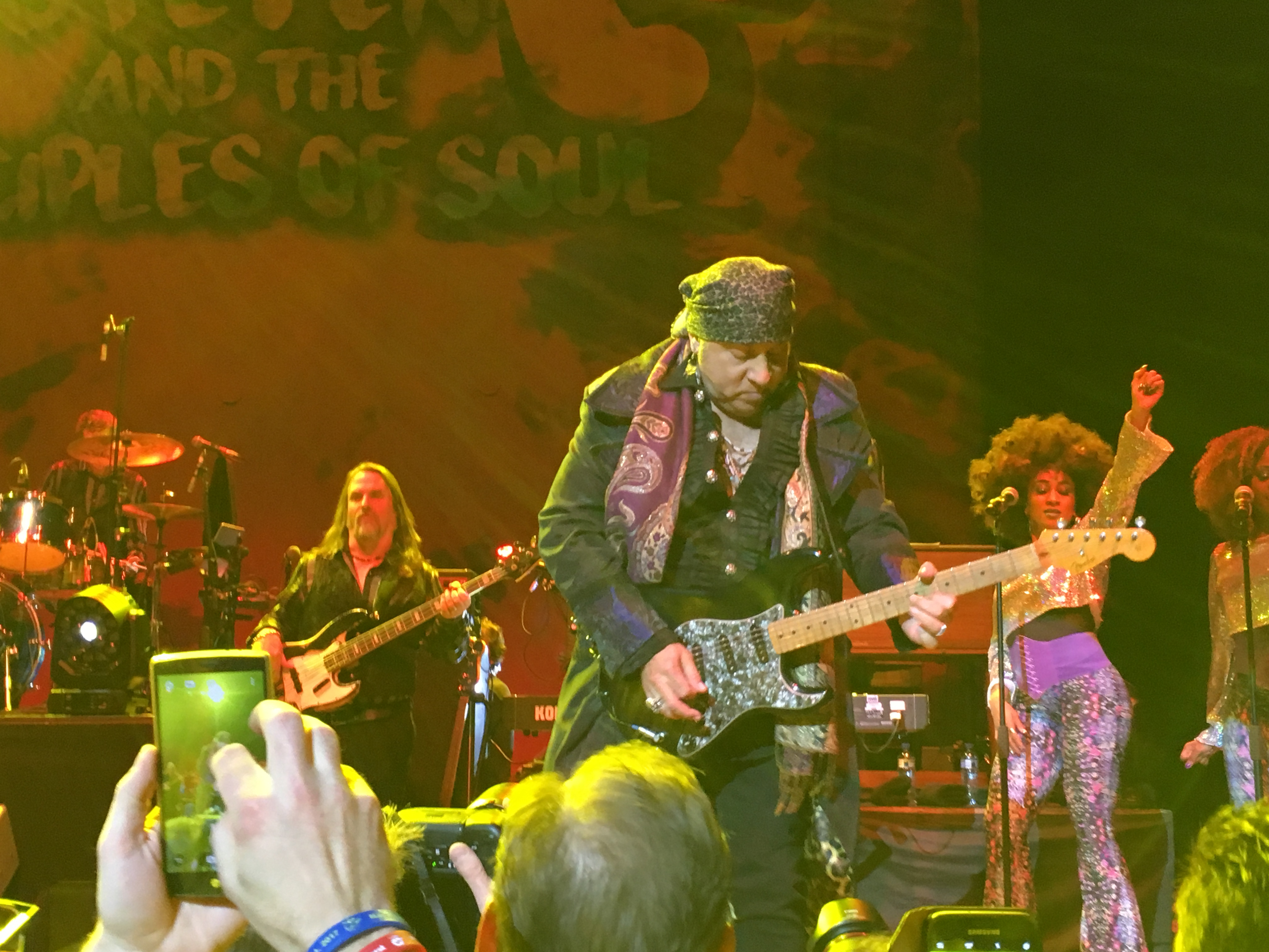Concertreview: Little Steven & The Disciples of Soul – together we will make our stand