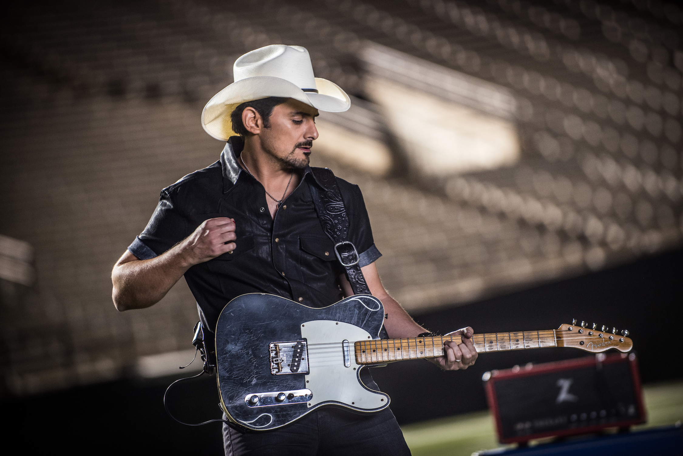 Plaat van de week: Brad Paisley – Bucked Off