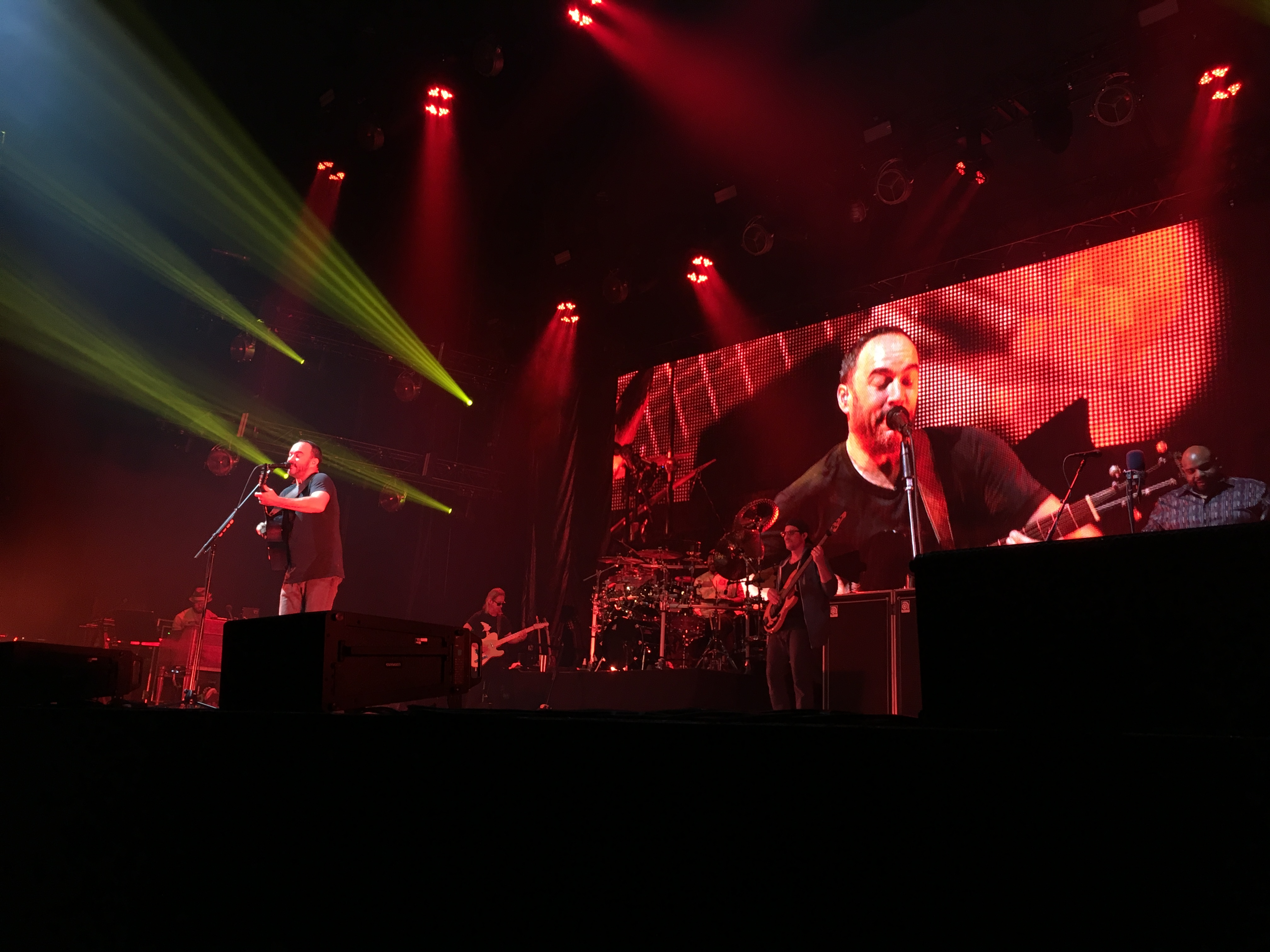 Concertreview: Dave Matthews Band: Fenomenaal!