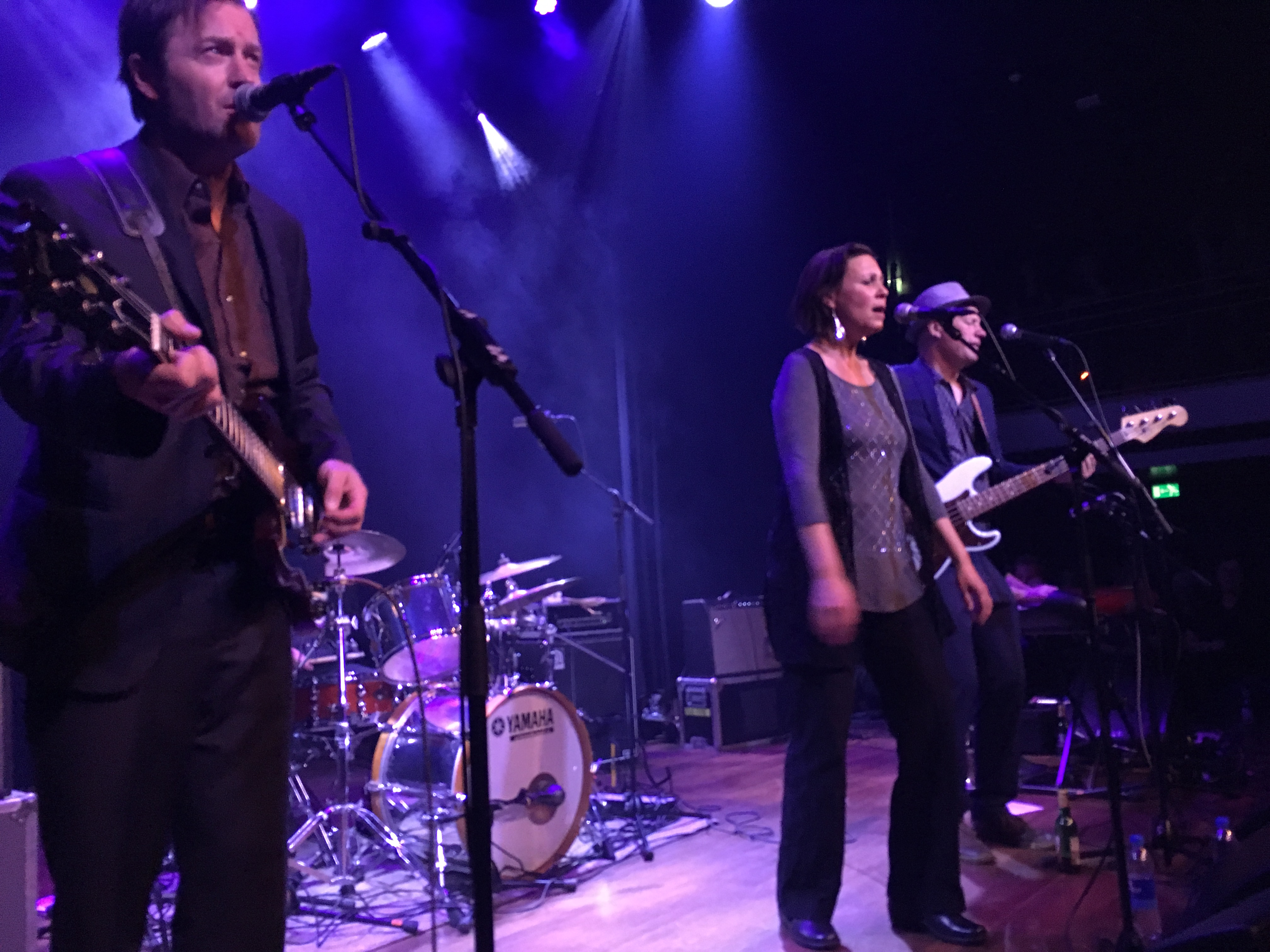 Concertreview: The Delines: Let's Be Us Again
