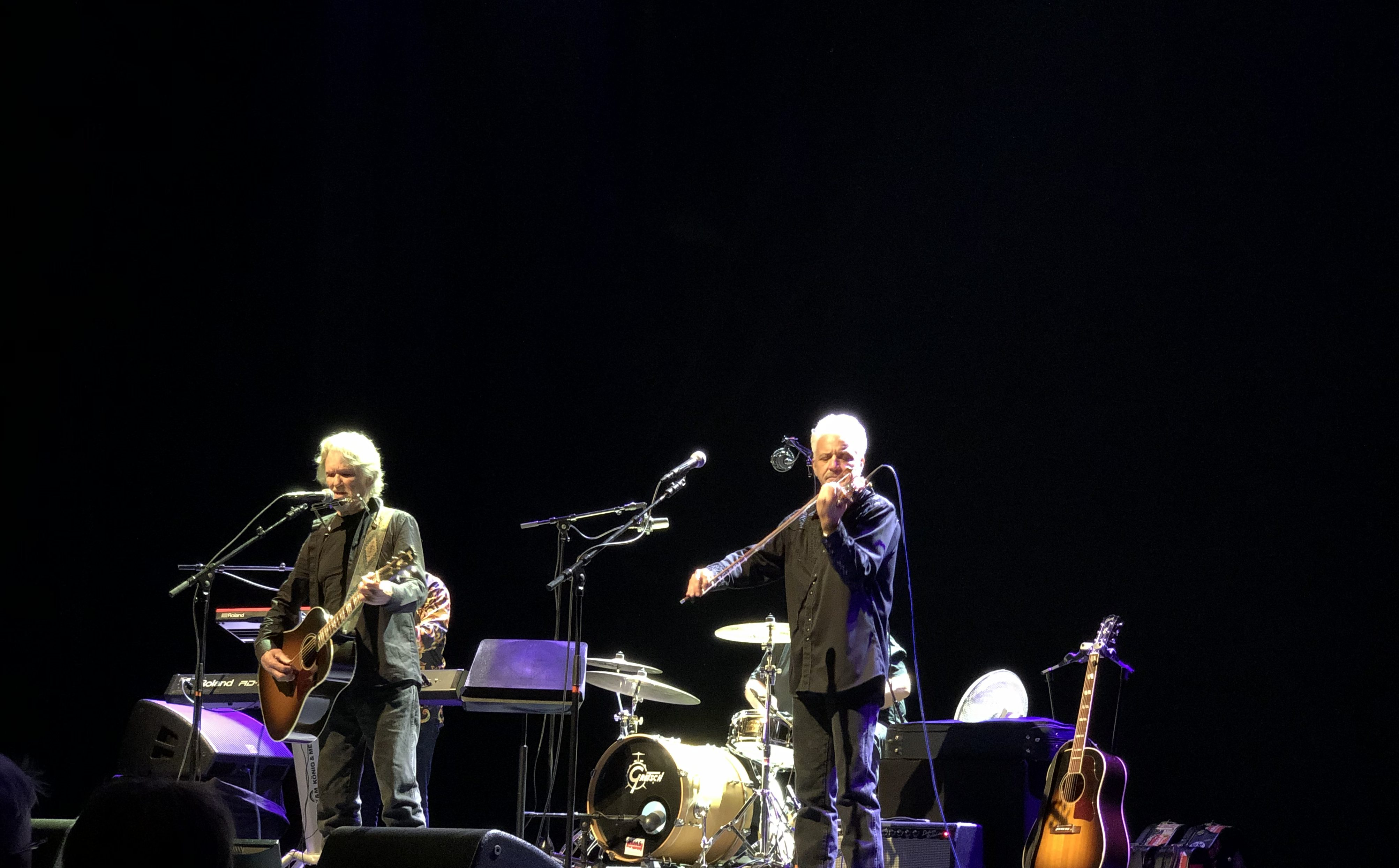 Concertreview: Kris Kristofferson & The Strangers – Help Me Make It Through The Night