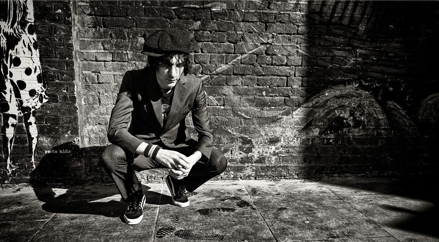Real Roots Cafe: Jesse Malin – Sunset Kids
