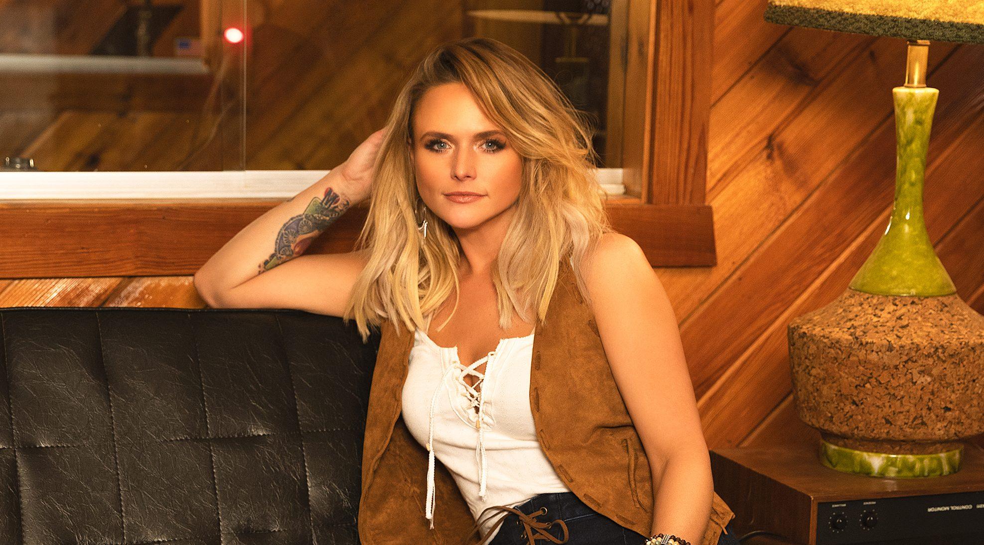 Plaat van de week: Miranda Lambert – Tequila Does
