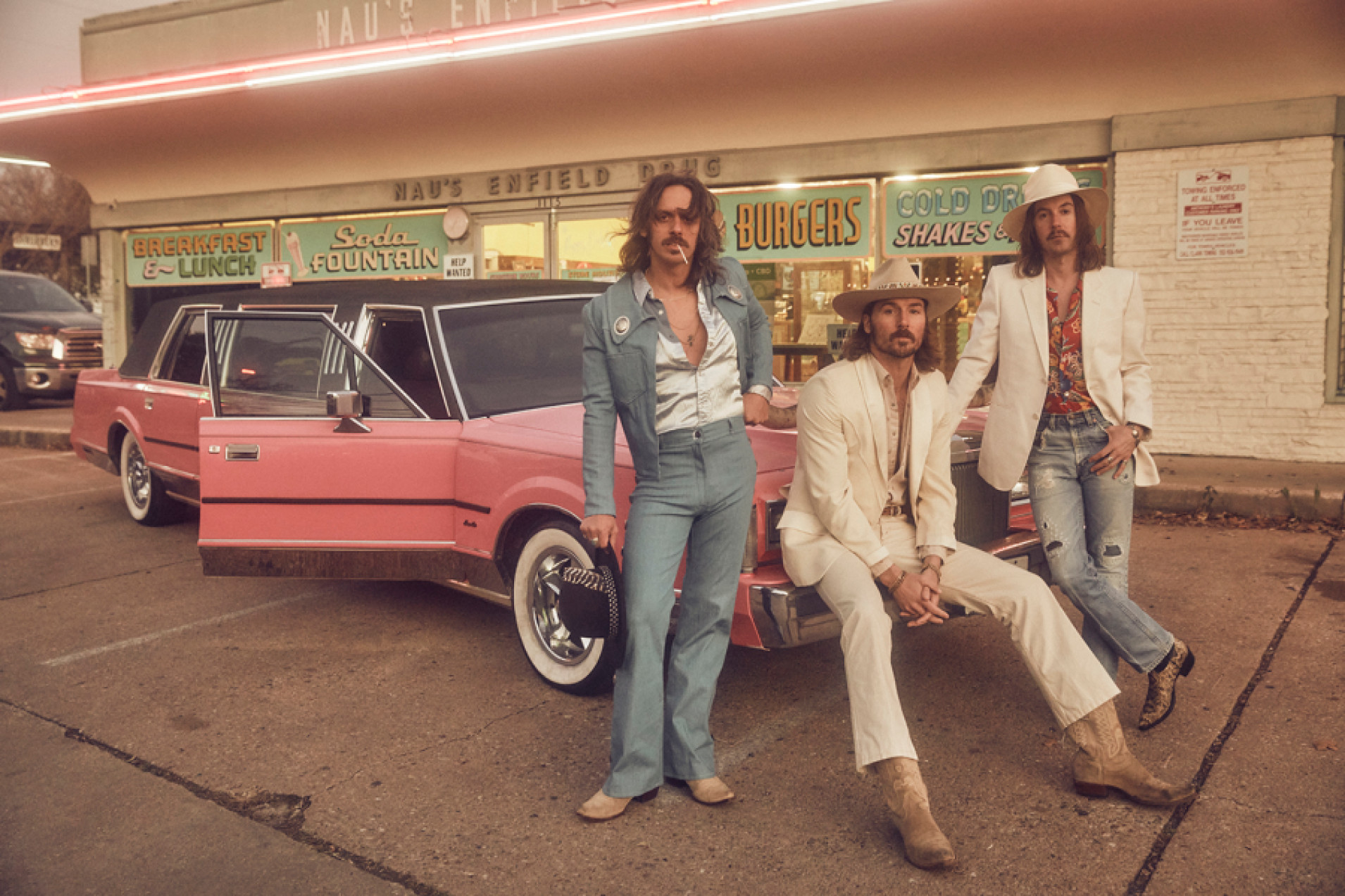 Plaat van de week: Midland – Cheatin' Songs (Live From The Palomino)