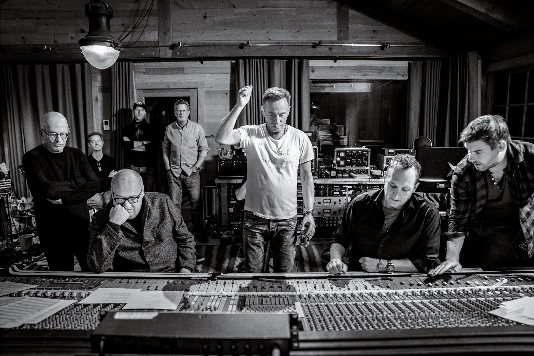 Plaat van de week: Bruce Springsteen – Ghosts