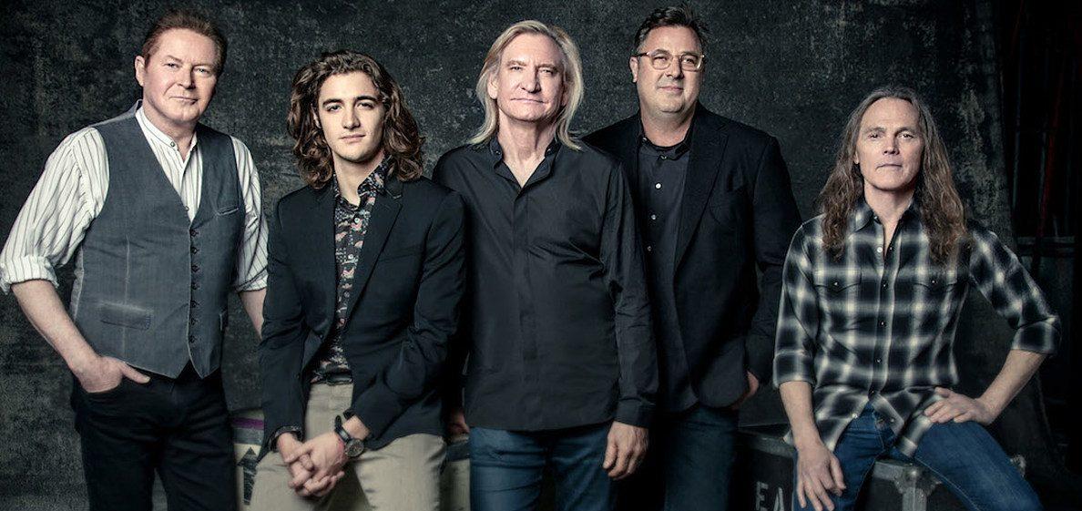 Plaat van de week: Eagles – Don't Let You Love Start Slippin' Away