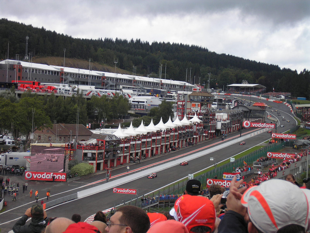 Review: 2008 Formula 1™ ING Belgian Grand Prix