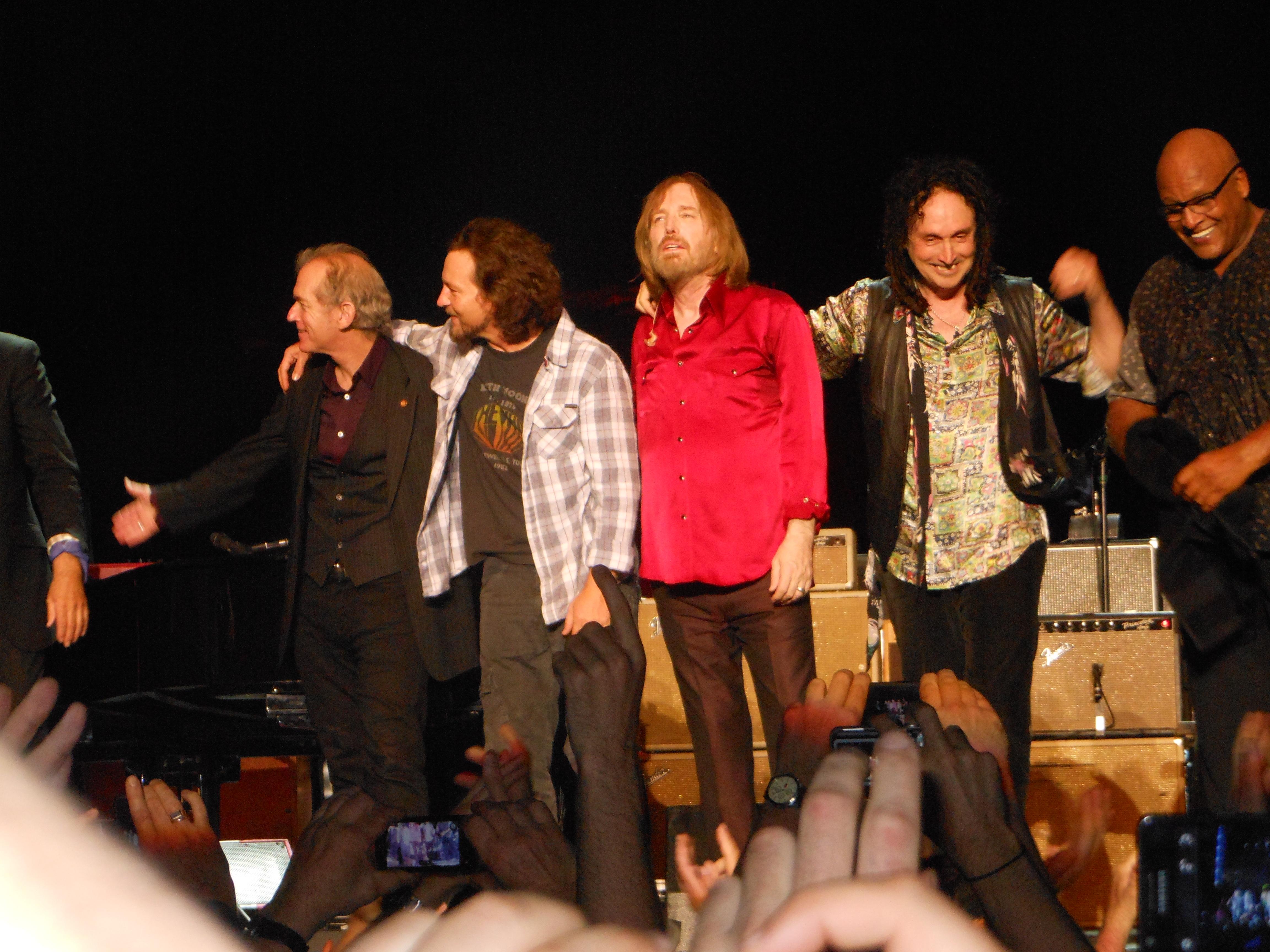 Concertreview: Eindelijk Tom Petty