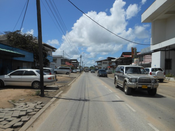 Suriname blog #6: Tuut, tuuut tuutuut & muggen