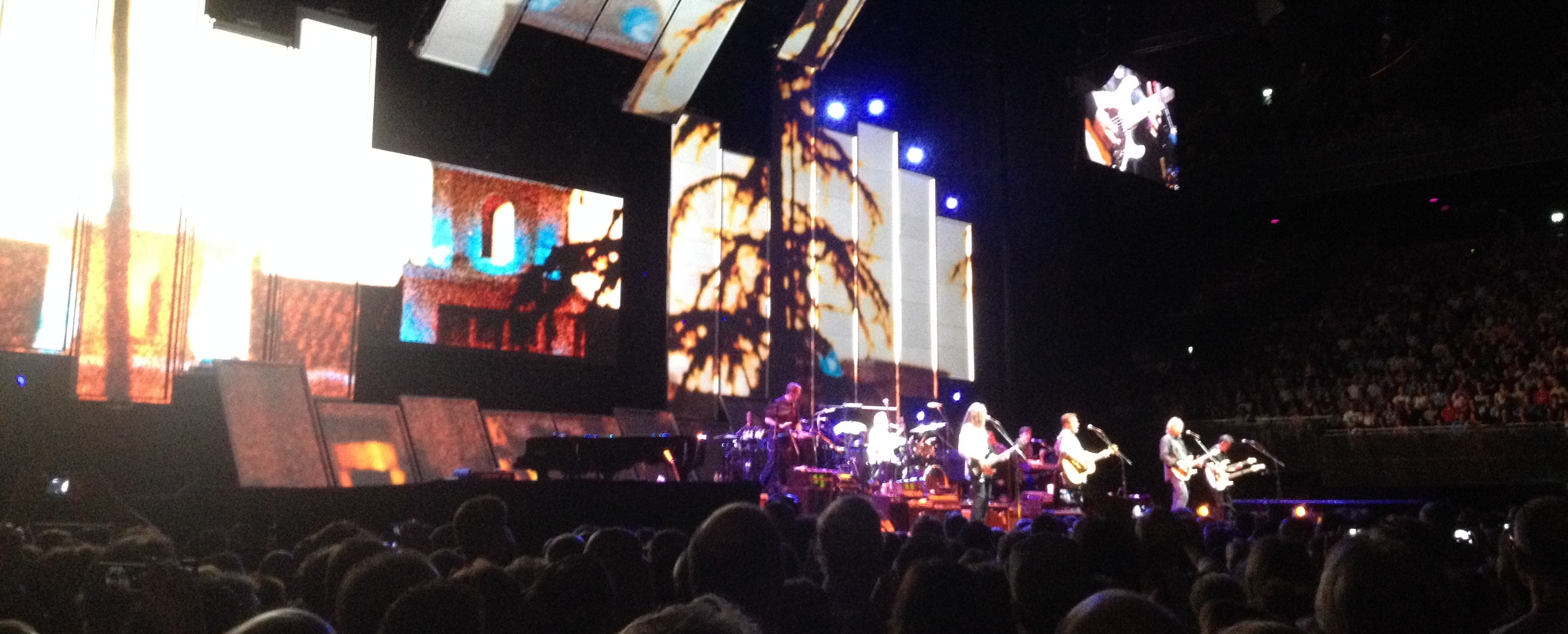 Concertreview: The legen….wait for it..dary Eagles!