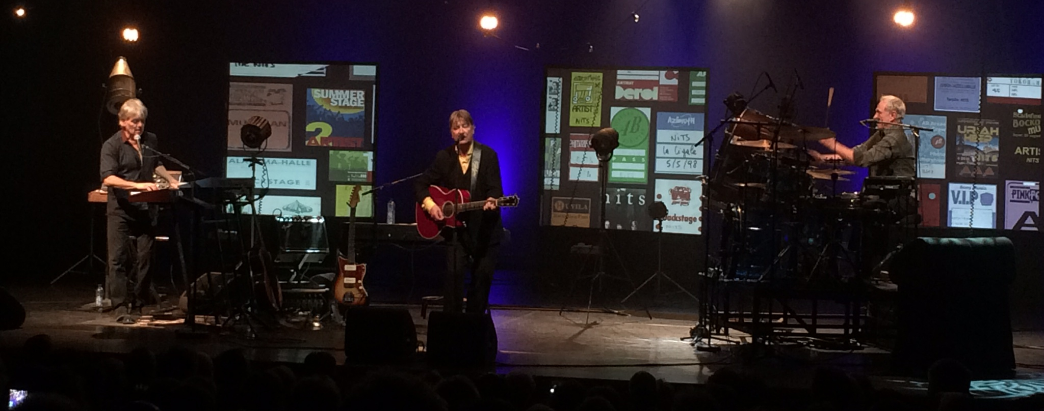 Concertreview: Nits? Nits!!!