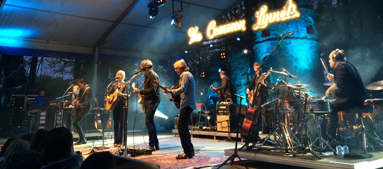 Concertreview: The Common Linnets in Hertme
