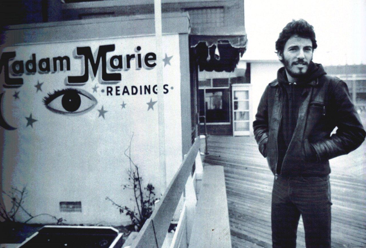 #Springsteen Songs: 4th Of July, Asbury Park (Sandy)