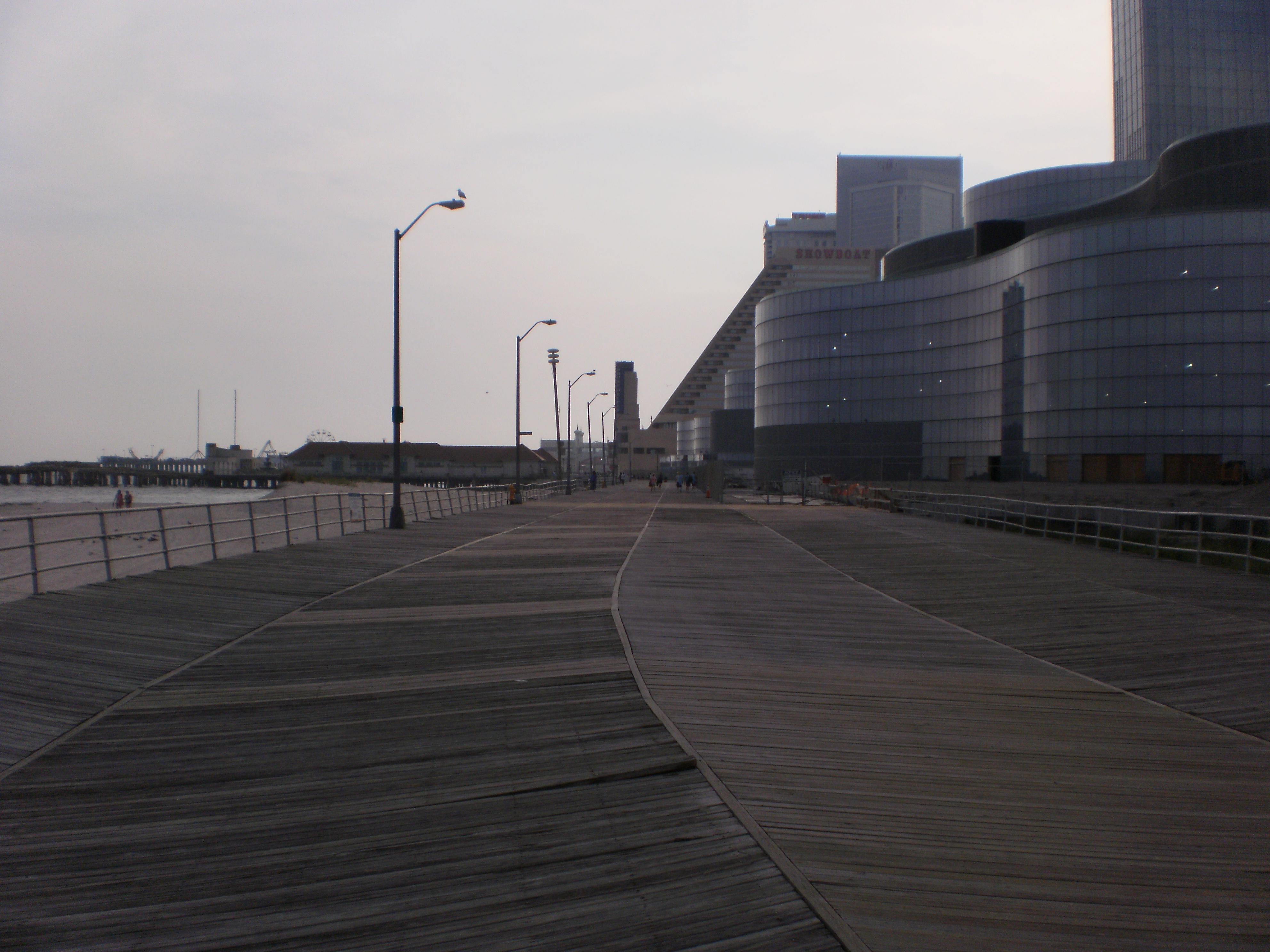 #Springsteen Songs: Atlantic City