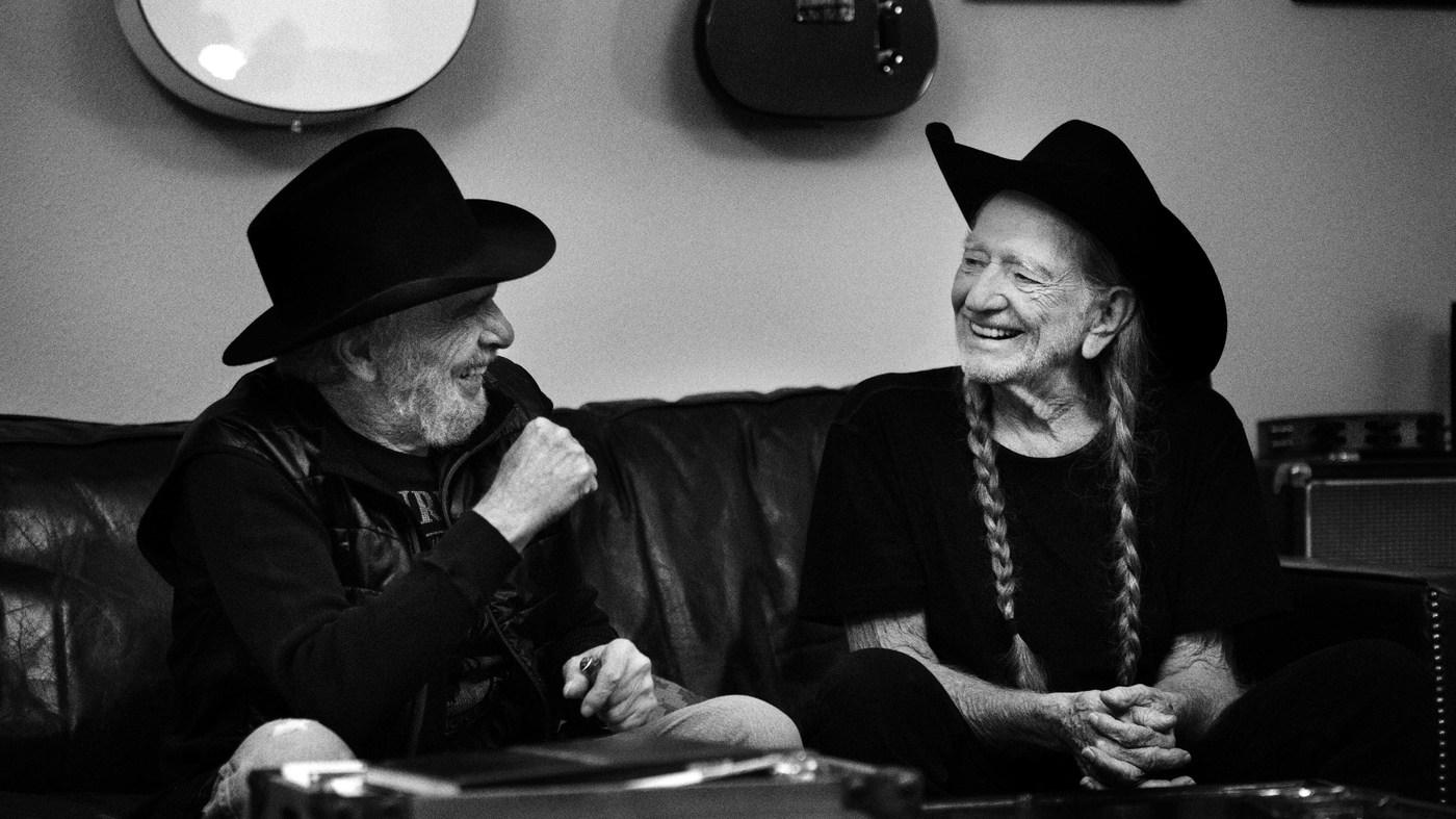 Top 25 van 2015: 22 Willie Nelson & Merle Haggard – Django And Jimmie
