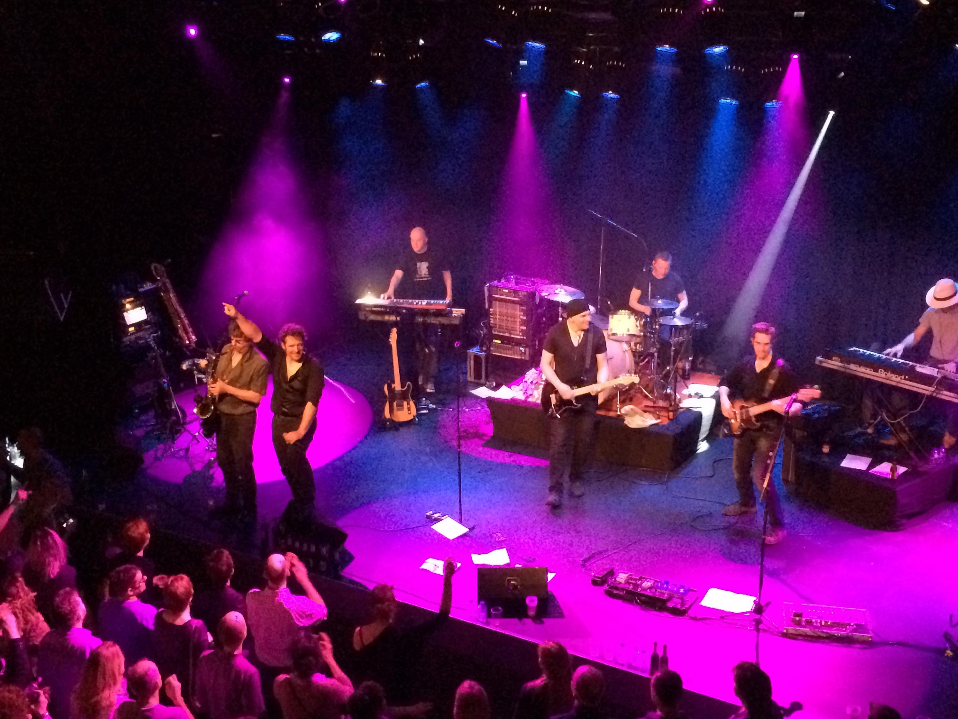 Concertreview: Bosstime in Hengelo