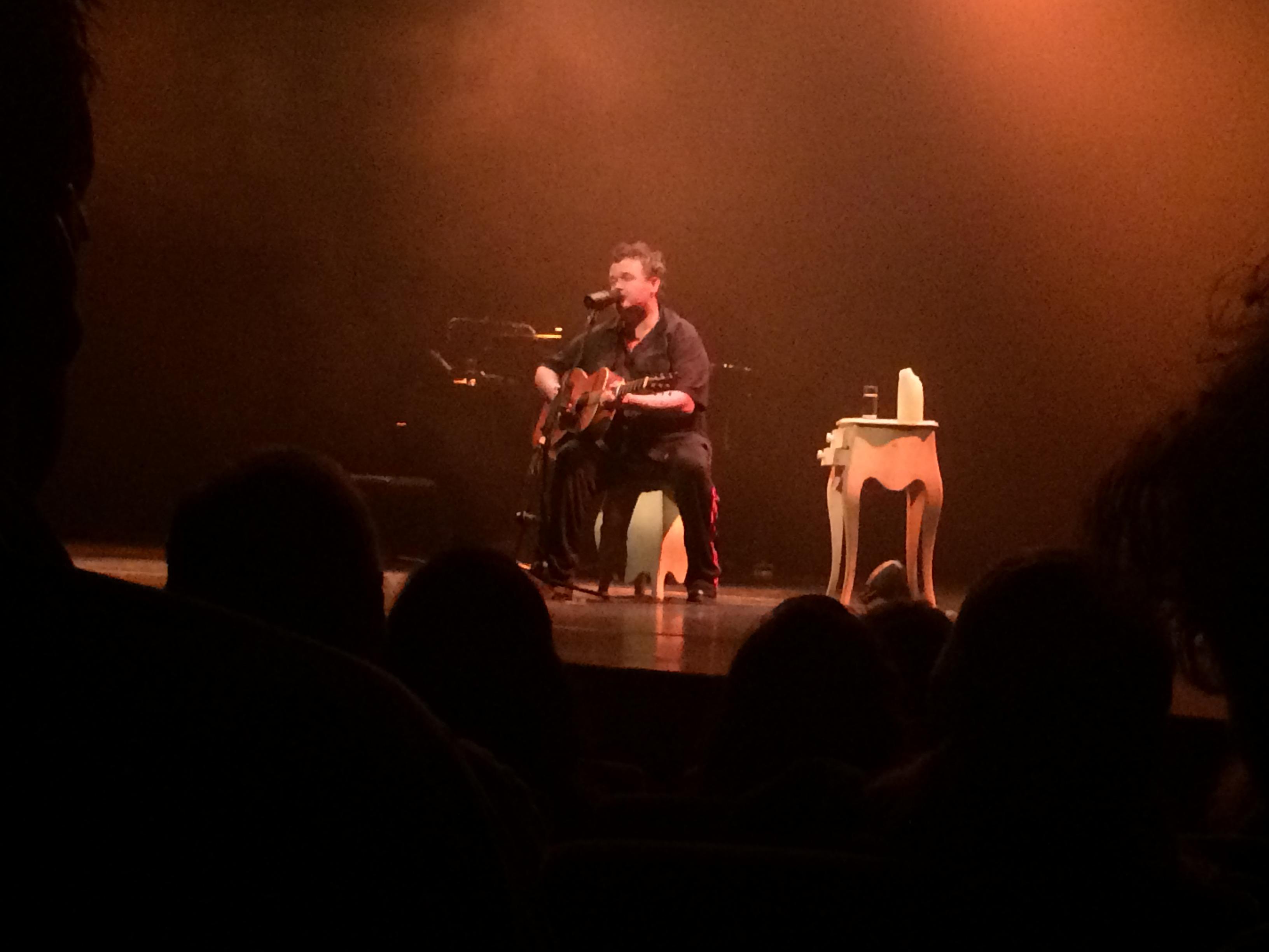 Concertreview: 'As ie oe niet lekker veult moe'j eten'