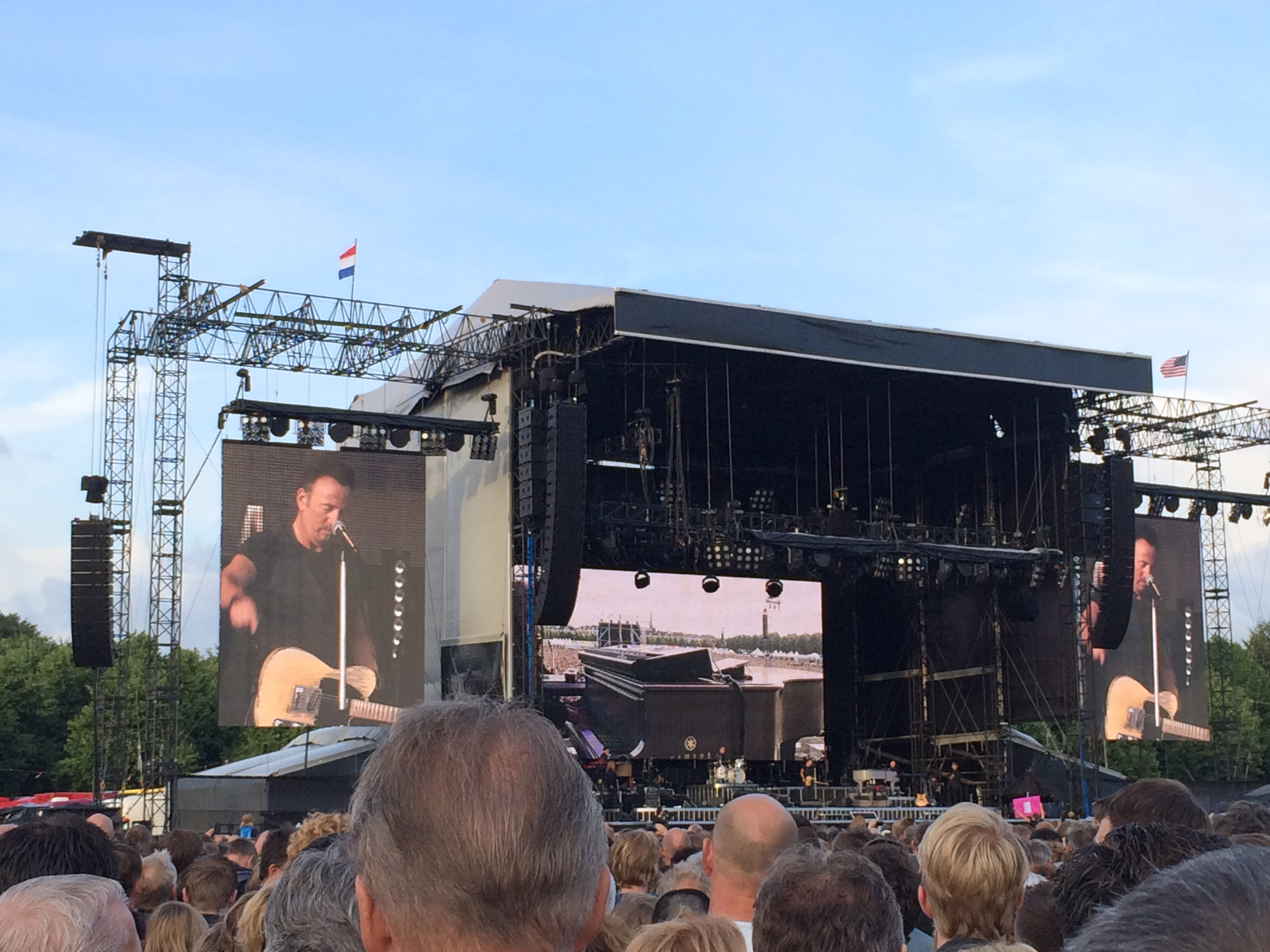 Concertreview: Racing In The Hague