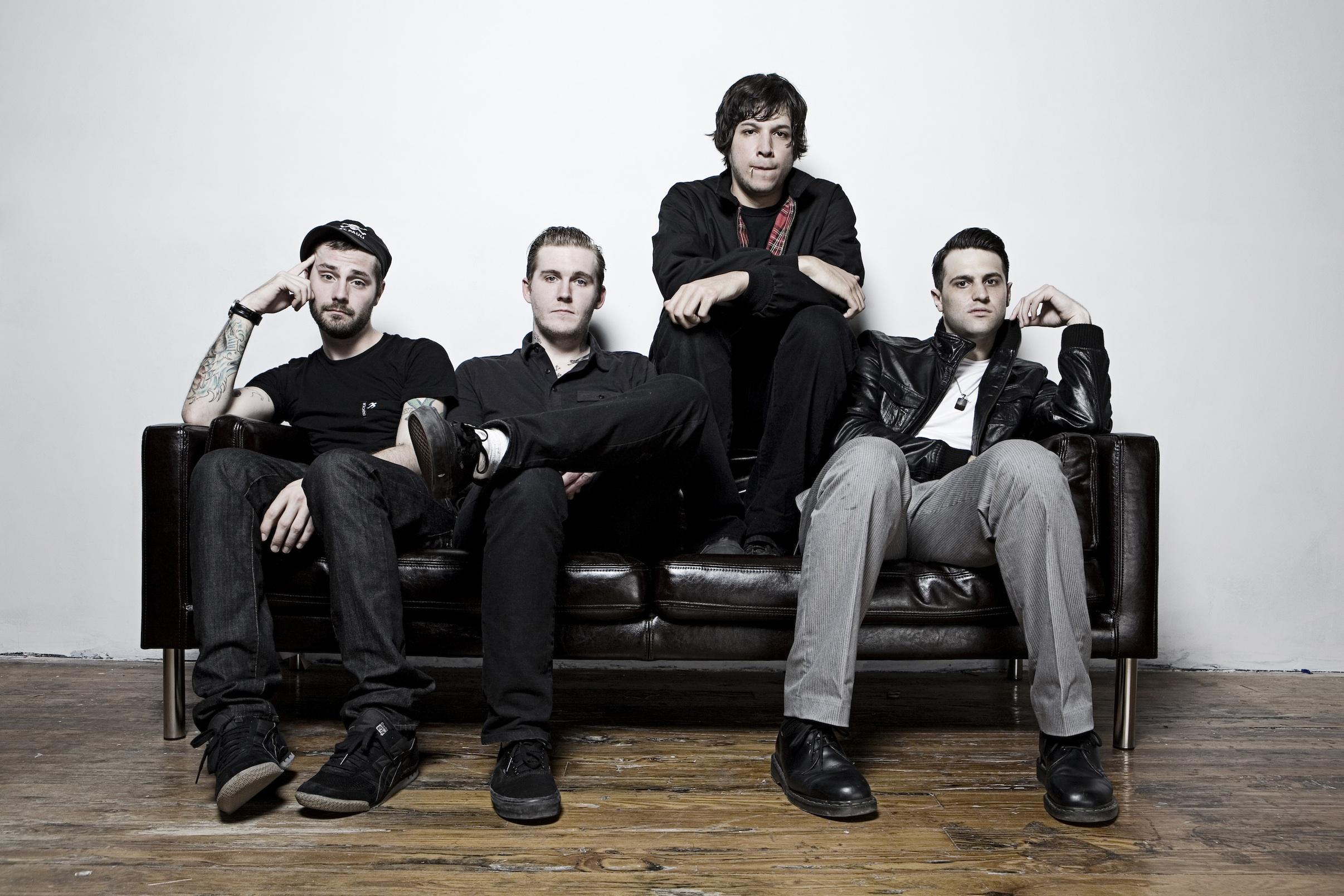 Top 25 van 2014: 14 The Gaslight Anthem – Get Hurt