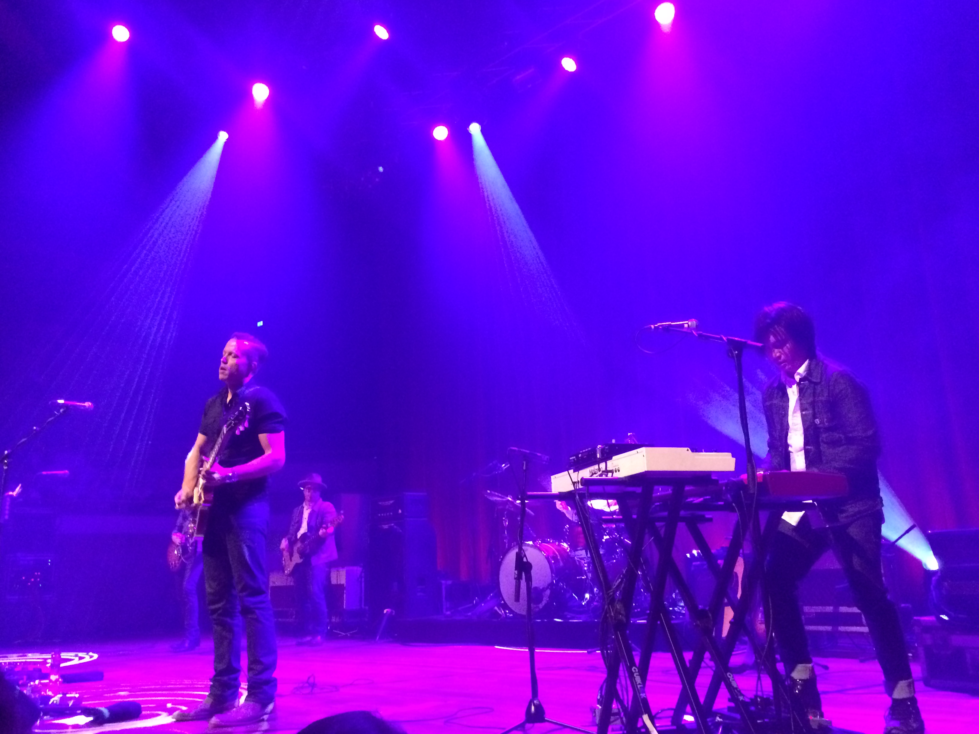 "Concertreview: ""I'm not here for pot, I like the goddamn cheese!"" – Jason Isbell"