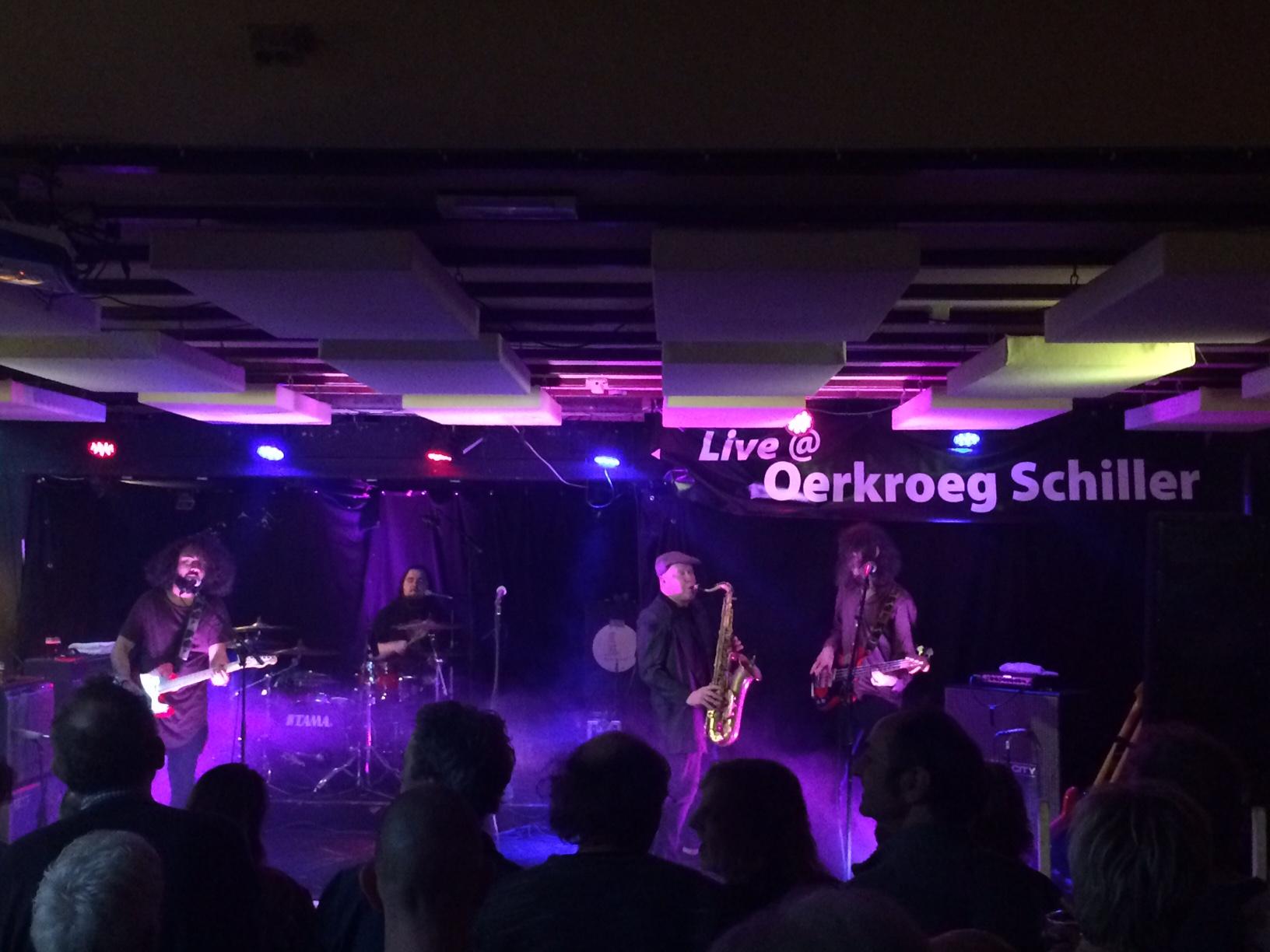 Concertreview: Bertus voor vrienden Borgers in Oerkroeg Schiller