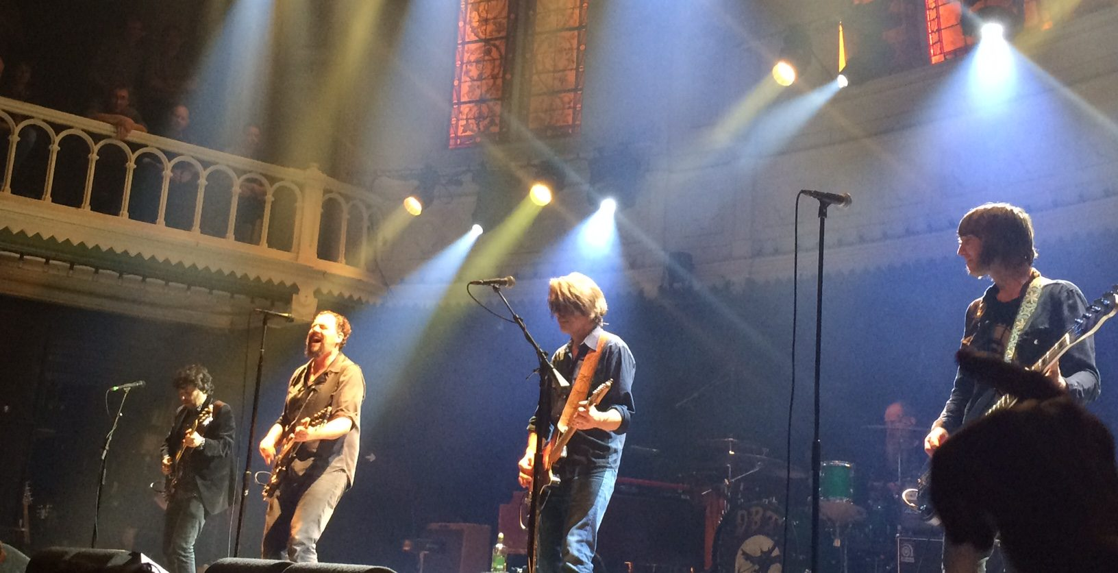 Concertreview: Drive-By Truckers: 'We'll play 'till the f*cking curfew' – Patterson Hood