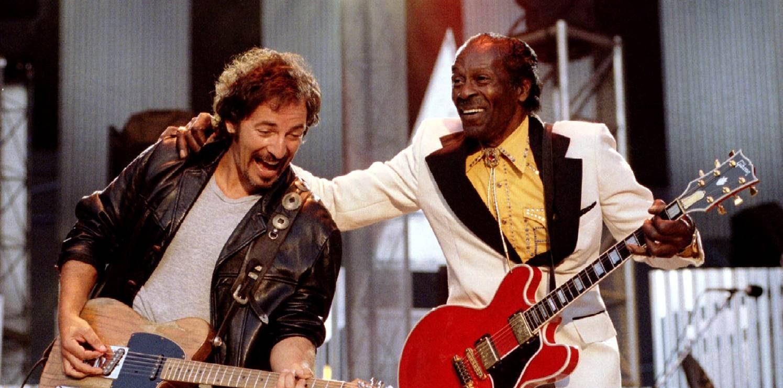 Plaat van de week: Chuck Berry – Johnny B Goode ft. Bruce Springsteen & The E Street Band