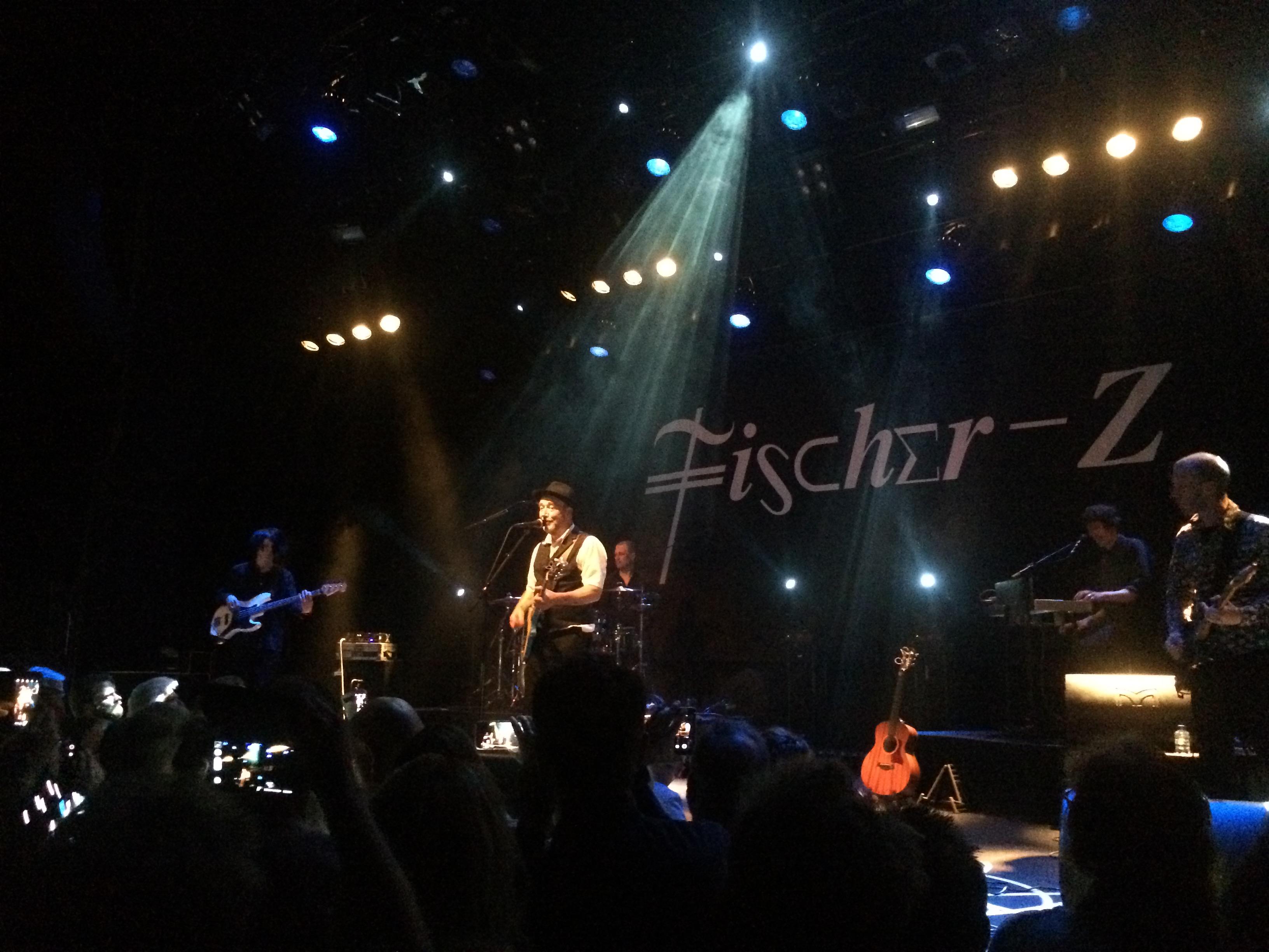 Concertreview: Fischer-Z in Hengelo-oo-oo