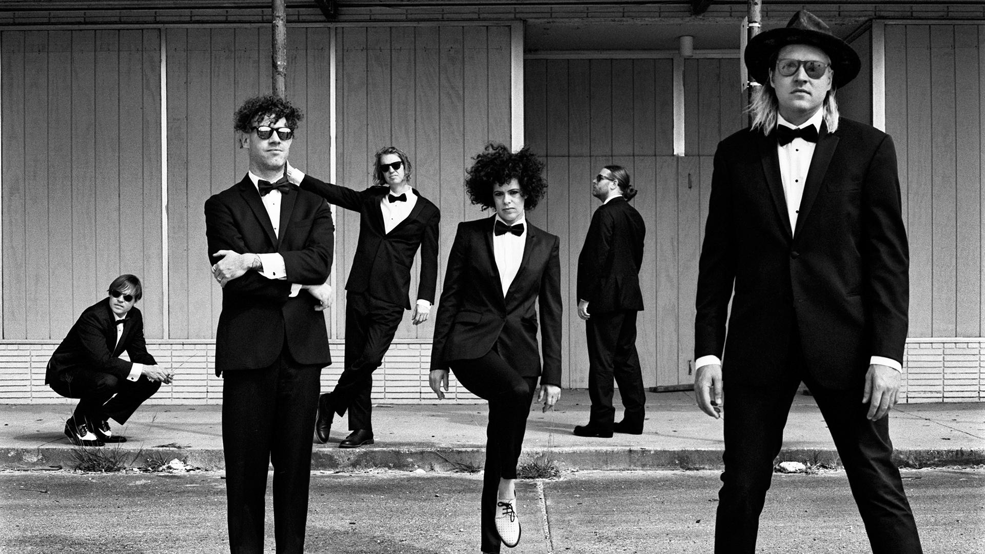 Plaat van de week: Arcade Fire – Everything Now