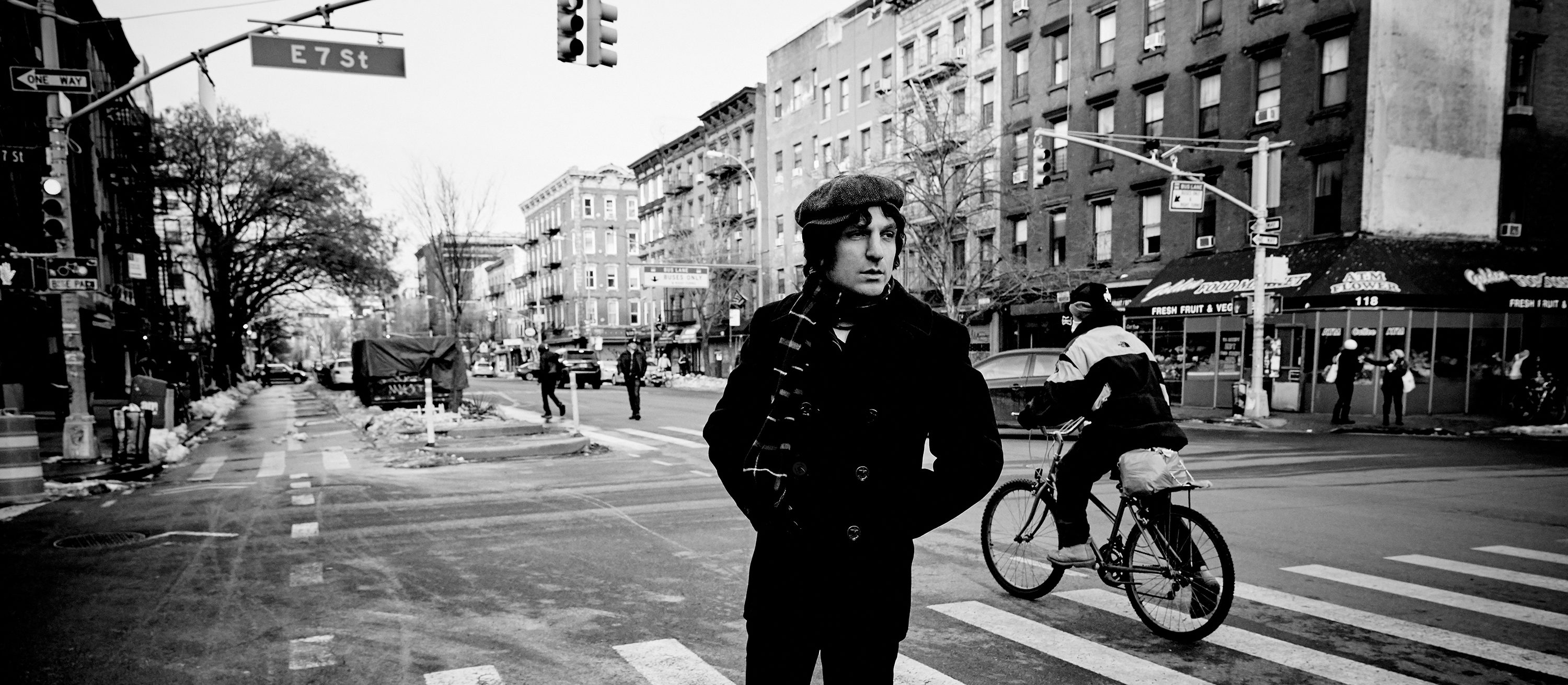 Plaat van de week: Jesse Malin – Don't Let Them Take You Down