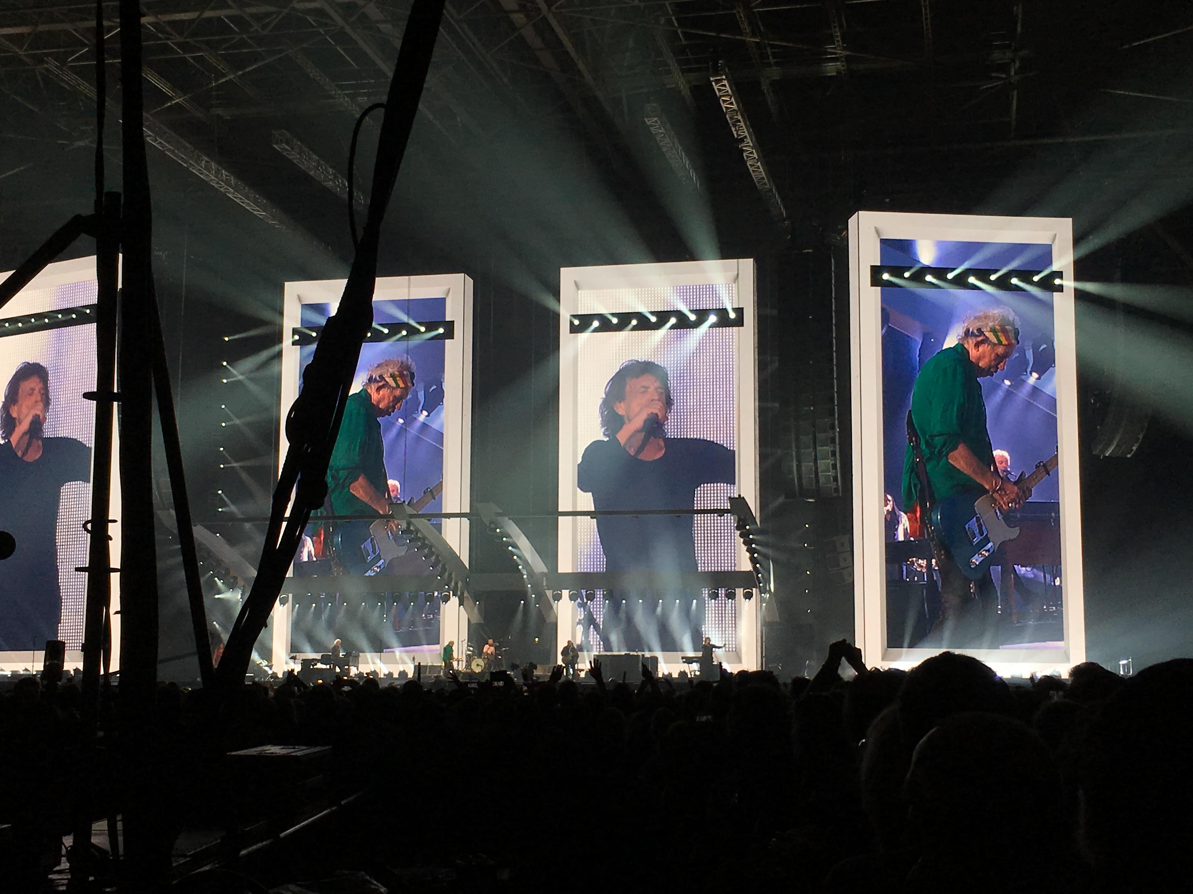 """Concertreview: """"Heb je even voor mij!"""" – The Rolling Stones in de Gelredome, Arnhem, NL"""