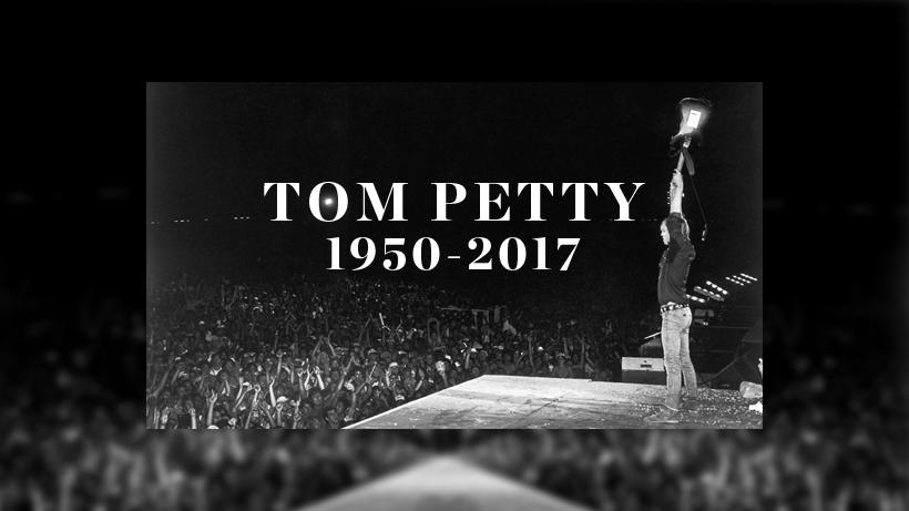 Tom Petty 20 Oktober 1950 – 2 Oktober 2017