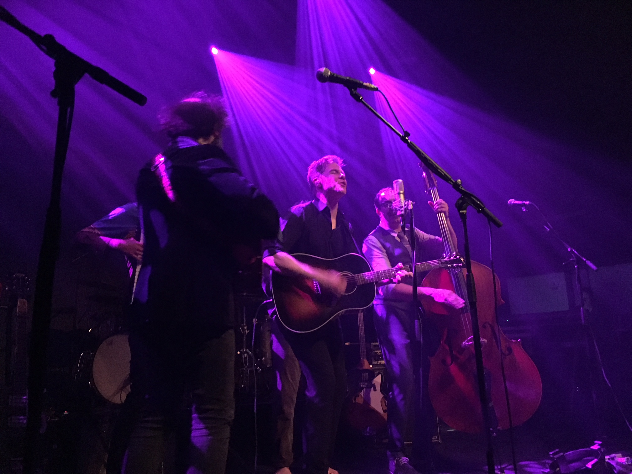 "Concertreview: Josh Ritter ""I'm incredibly lucky from the moment I woke up this morning, so I'm gonna play a murder song!"""