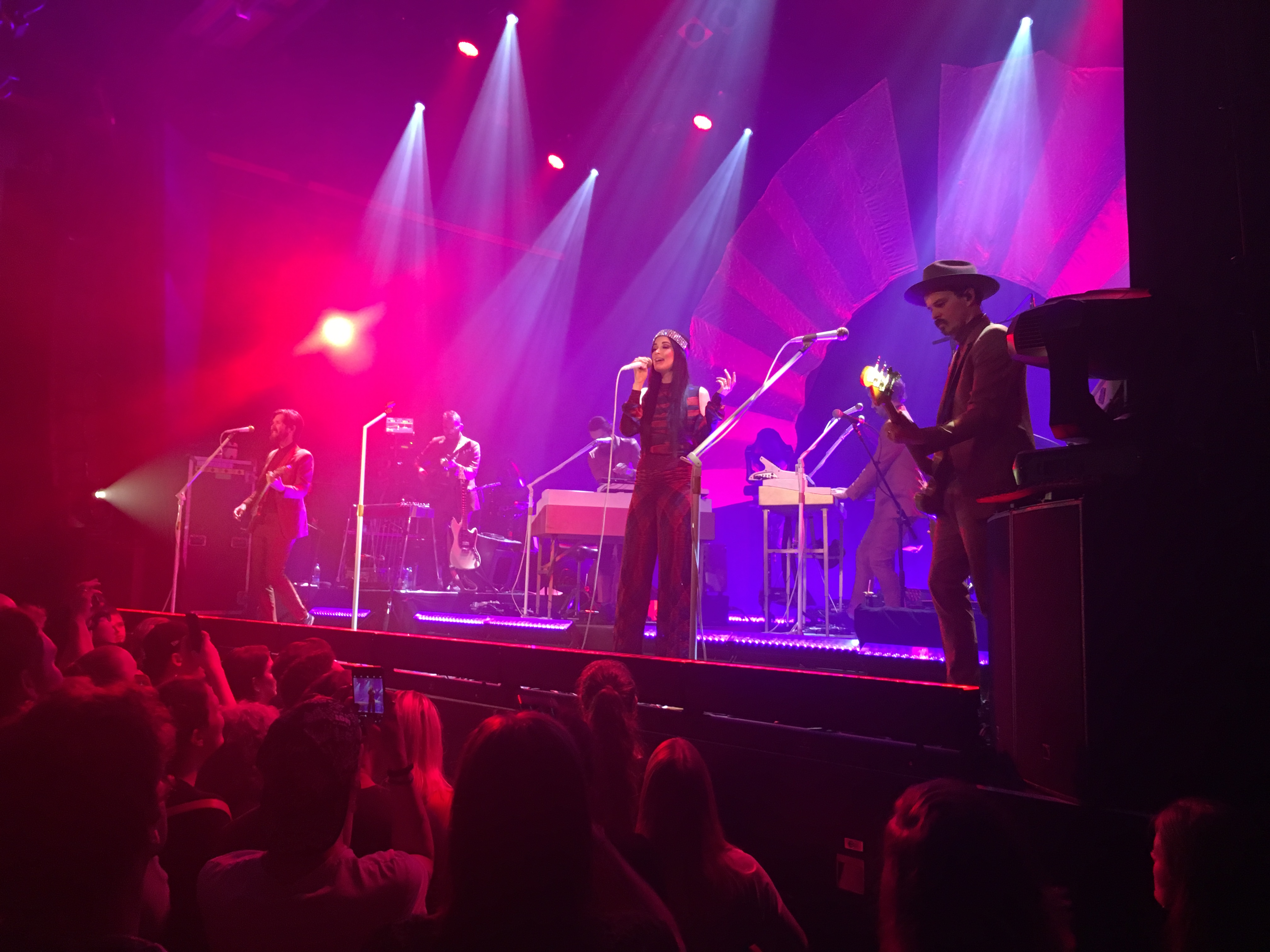 Concertreview: #fokkingKACEYMUSGRAVES