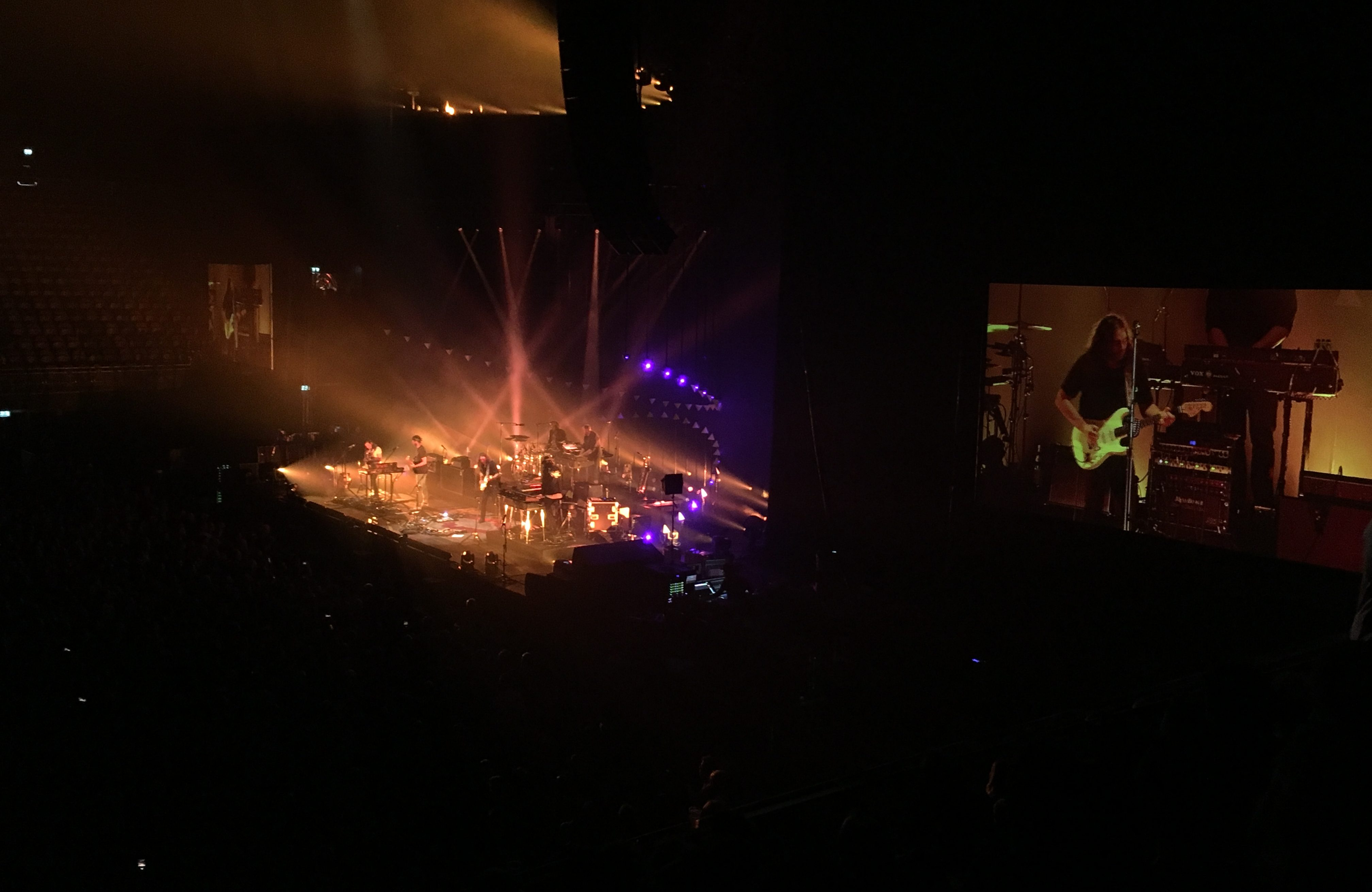 Concertreview: The War On Drugs: bigger and better!
