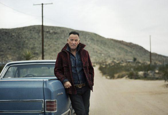 Plaat van de week: Bruce Springsteen – Tucson Train