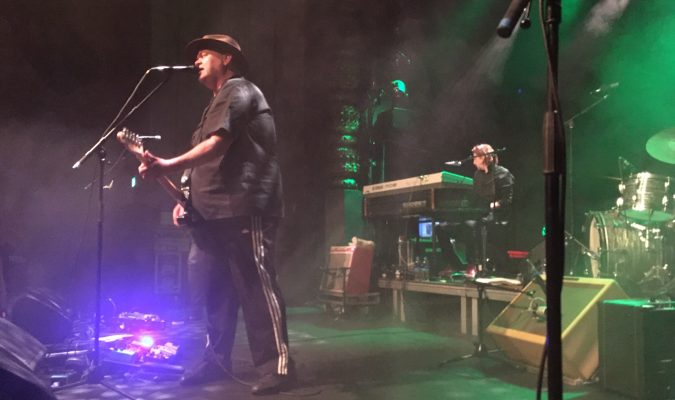 Concertreview: Lohues @ Luxor Live