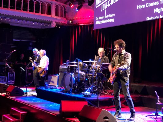 Concertreview: Mighty Max Weinberg