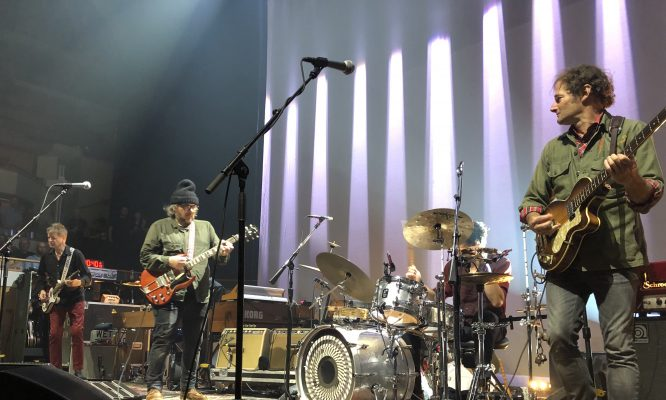 """Concertreview: Wilco – """"It's good to be back for the Galactic Council once again"""""""