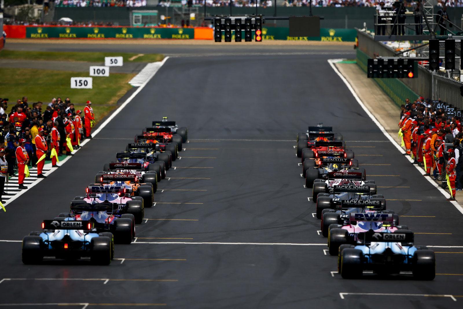 Top 5: Formule 1 songs
