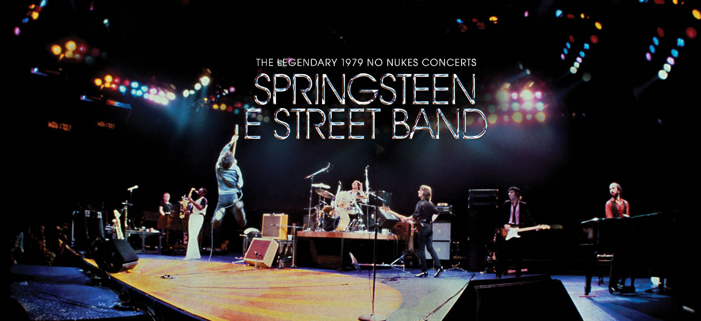 Plaat van de week: Bruce Springsteen & The E Street Band – Sherry Darling (The Legendary 1979 No Nukes Concerts)